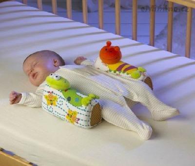 dụng cụ chặn giường trẻ em