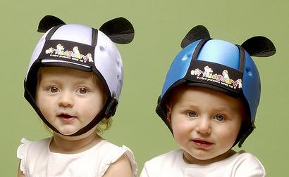 Mũ bảo vệ cho bé