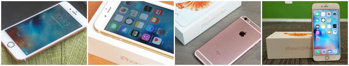 Điện thoại thông minh iPhone 6s