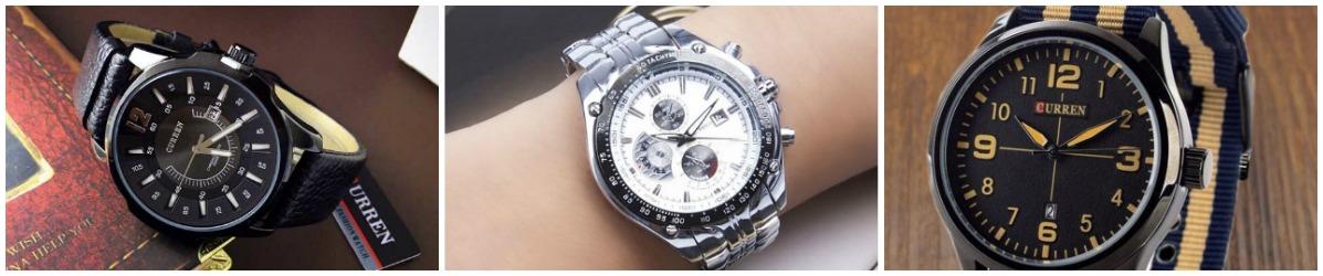 Đồng hồ thời trang nam Curren