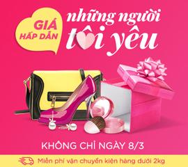 Khuyến Mãi Ngày Phụ Nữ Việt Nam