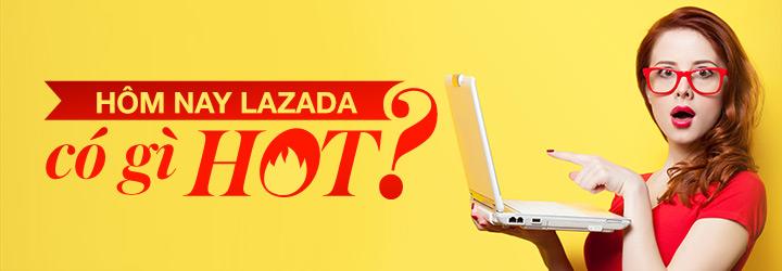 Khuyến mãi Lazada.vn