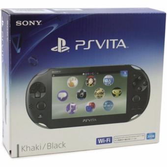 Máy Chơi Game Sony Playstation PS Vita 2001 và Adaptor Thẻ Nhớ 64G (Hacked)