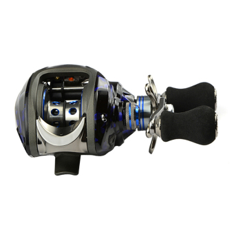 12+1 BB 6.3:1 right Hand Baitcasting Fishing Reel Bait CastingReels (Intl)