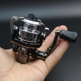Spinning Reel Light Weight Ultra Smooth Powerful Spinning FishingReel - intl