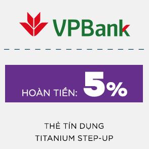 Giảm giá từ VPbank