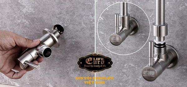 Vòi rửa chén lạnh âm tường Inox SUS 304 Eurolife EL-T024-18.jpg