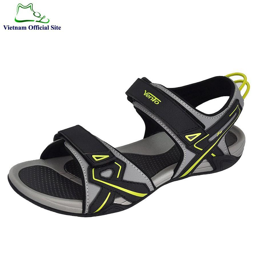 Giày sandal nam 2 quai ngang hiệu Vento NV6199B