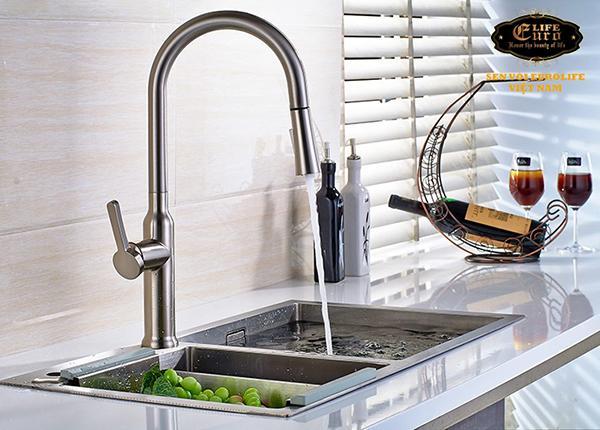 Vòi rửa chén nóng lạnh tay kéo Eurolife EL-T027-15.jpg