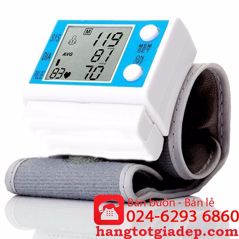 Máy đo huyết áp điện tử Healthy Life JZK-001