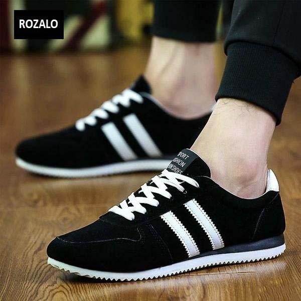 Giày casual thể thao nam Rozalo RMG3602BW-Đen Trắng.jpg