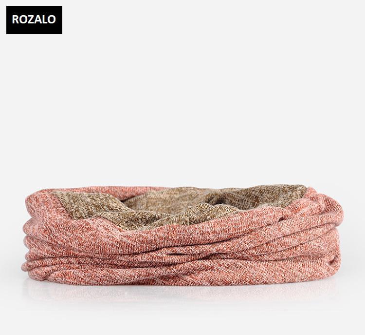 Mũ trùm đầu dạng khăn quàng cổ nam nữ Rozalo RZ81375-M3l.jpg