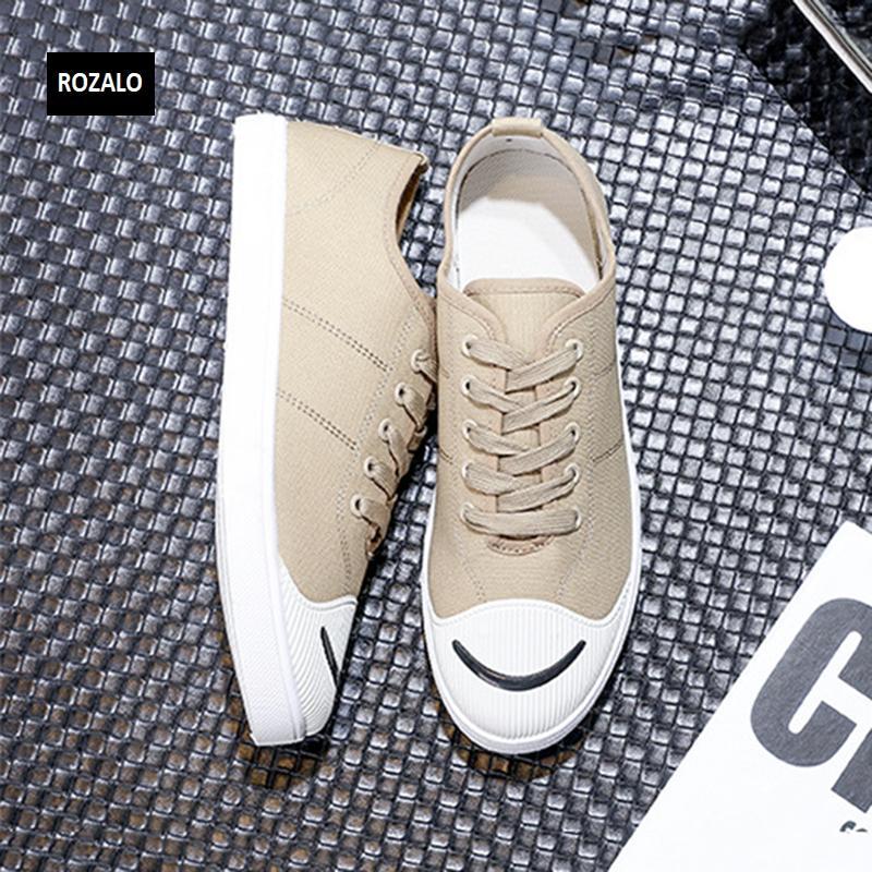 Giày vải  nam mũi bọc cao su dẻo vải chống mài mòn Rozalo RM56658  9.png
