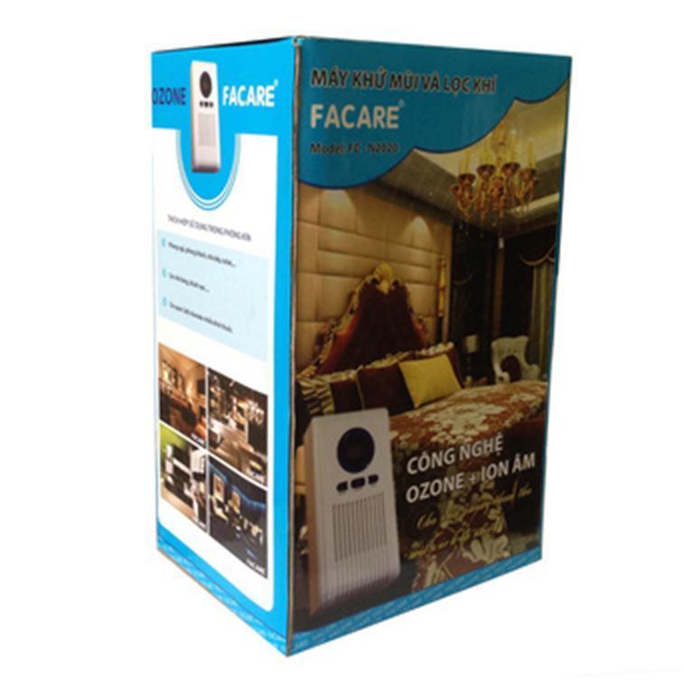 Bảng giá Bộ 2 máy lọc không khí và khử mùi Facare: FC-N2020