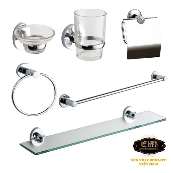 Bộ phụ kiện phòng tắm 6 món Inox Eurolife EL-P01.jpg