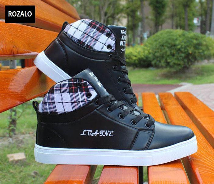 Giày cổ cao thời trang nam Rozalo RM5822B-Đen3.jpg