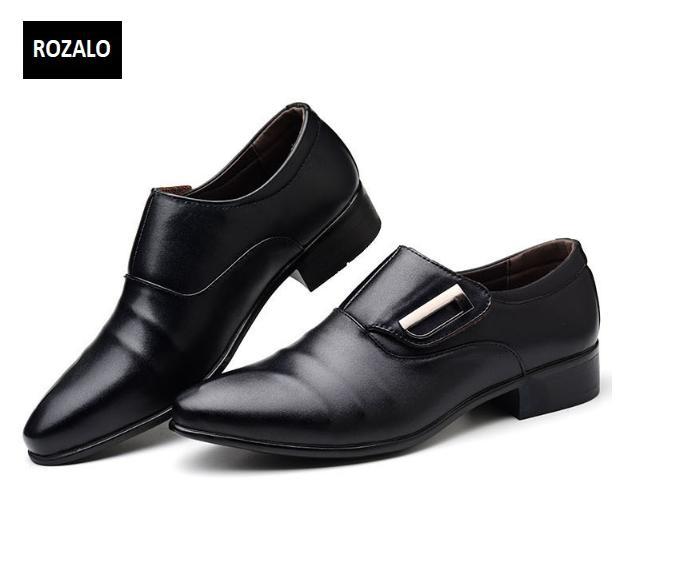 Giày tây nam công sở kiểu xỏ Rozalo RM62001B-Đen10.png