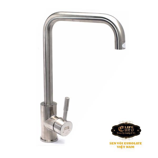 Vòi rửa chén nóng lạnh Inox SUS 304 Eurolife EL-T001-4.jpg