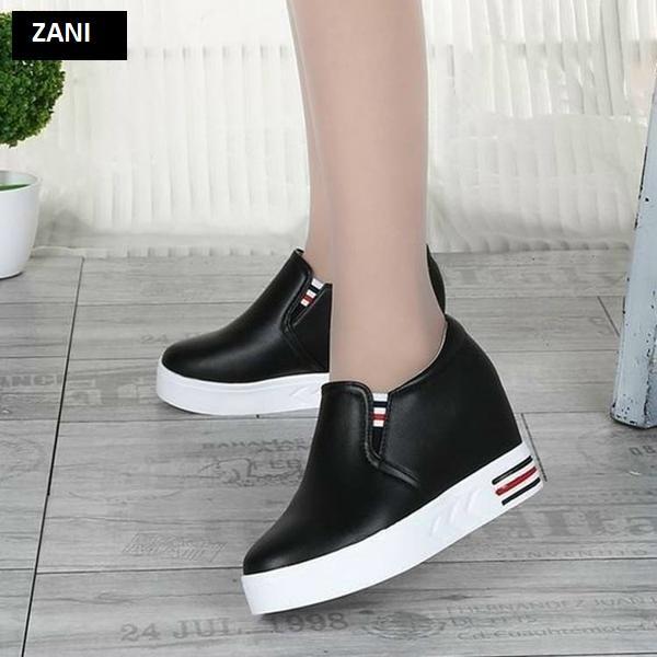 Giày lười  đế cao nữ ZANI ZNG3127