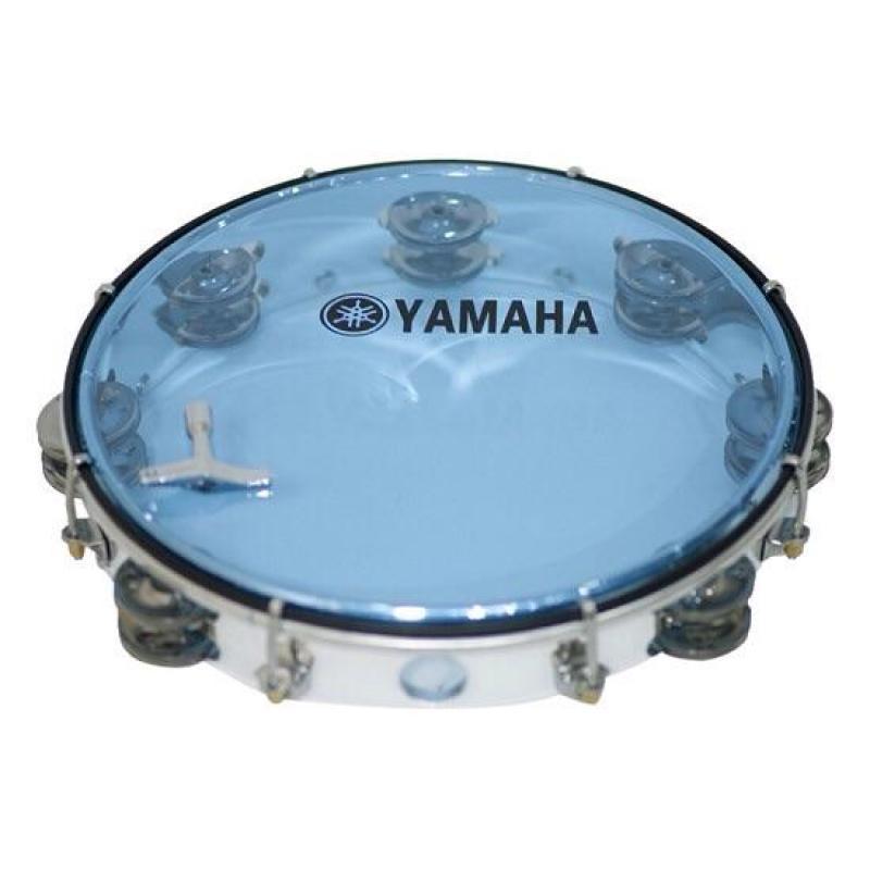Trống gõ bo Yamaha inox - Tambourine - Lục lạc gõ bo Yamaha