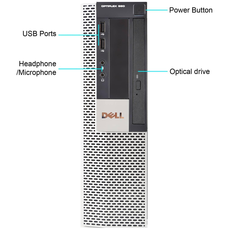 Máy tính Dell OPtiplex 960 SFF