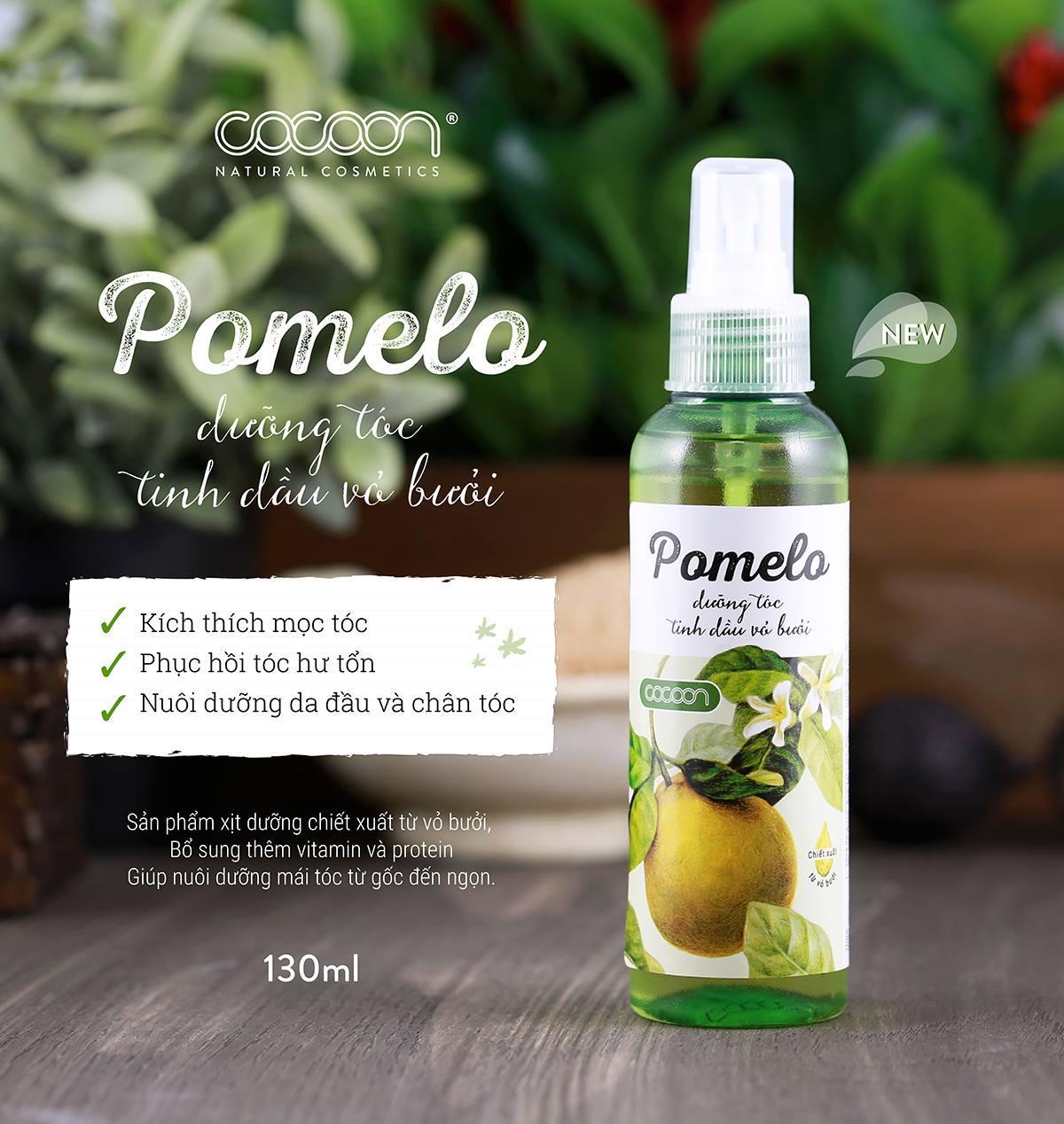 Tinh dầu bưởi pomelo Cocoon