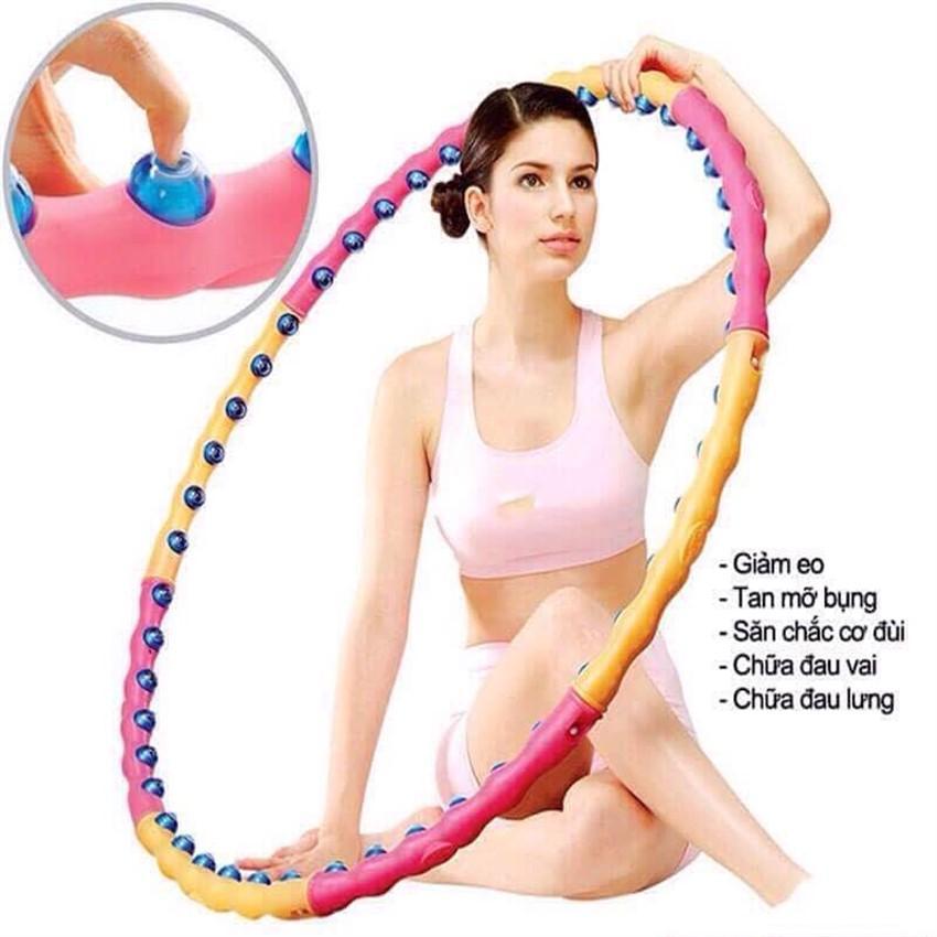 Image result for Vòng lắc giảm eo bụng