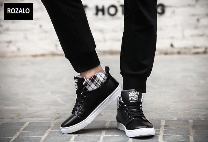 Giày cổ cao thời trang nam Rozalo RM5822B-Đen6.jpg