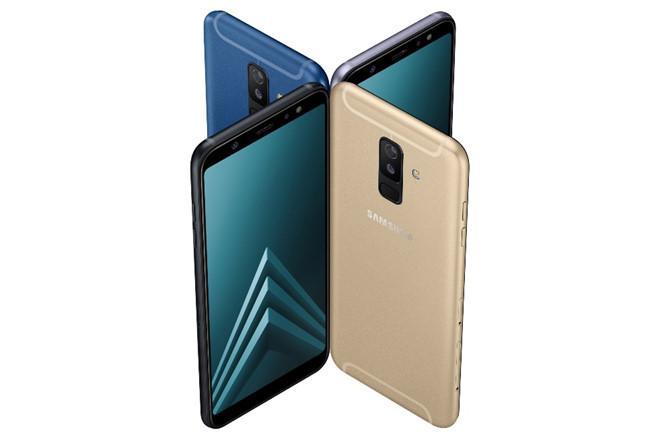 1bb900acf3b9466b136e2f65970cd106 - Đại tiệc SS 24/5: Đặt Samsung Galaxy A6   A6 Plus giảm giá còn 6 triệu quà 3 triệu bảo hiểm rơi vỡ