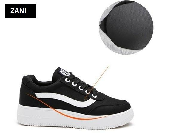 Giày sneaker thời trang nữ ZANI ZN8001