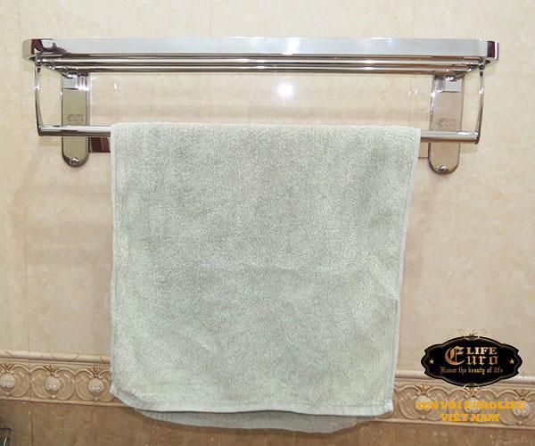 Kệ treo khăn tắm inox đa chức năng Eurolife EL-B6-6.jpg