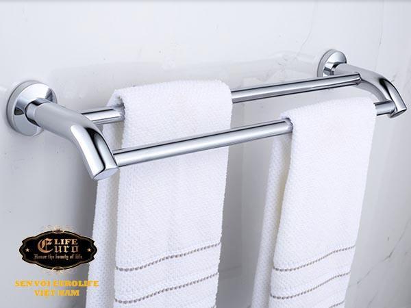 Máng treo khăn đôi cong Inox Eurolife EL-B2-3.jpg