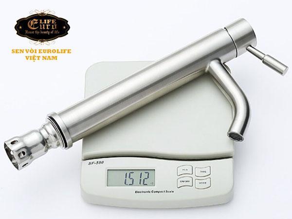 Vòi lavabo nóng lạnh Inox SUS 304 Eurolife EL-T022-14.jpg