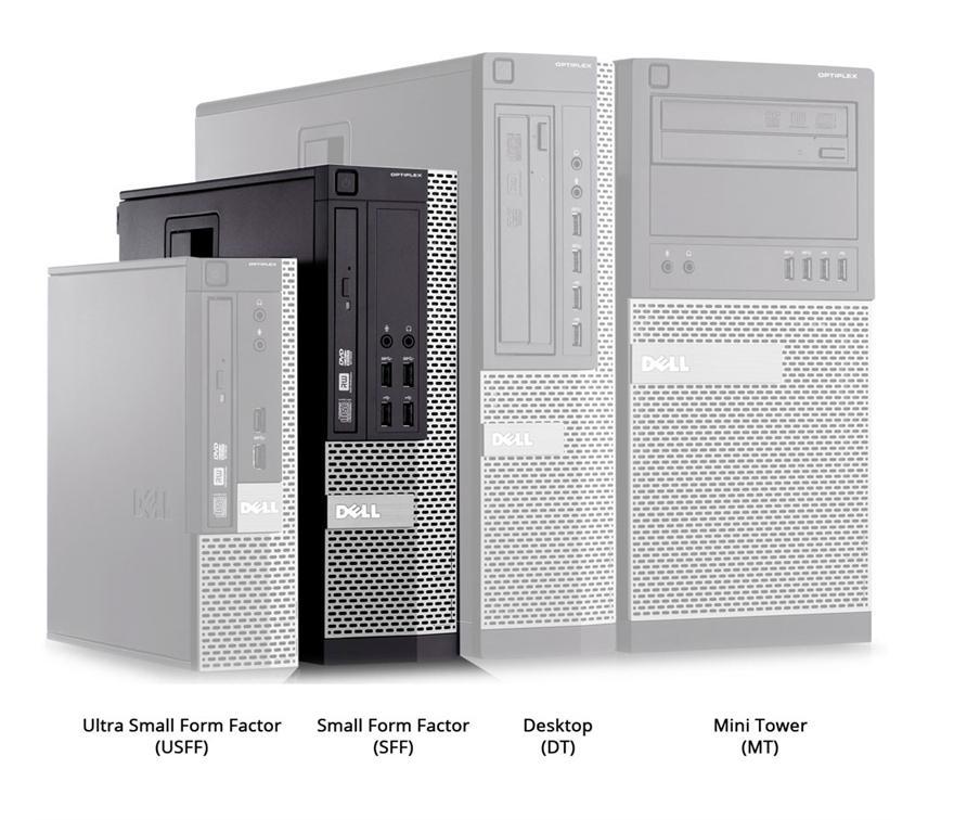 Máy tính để bàn Dell OptiPlex 790 SFF