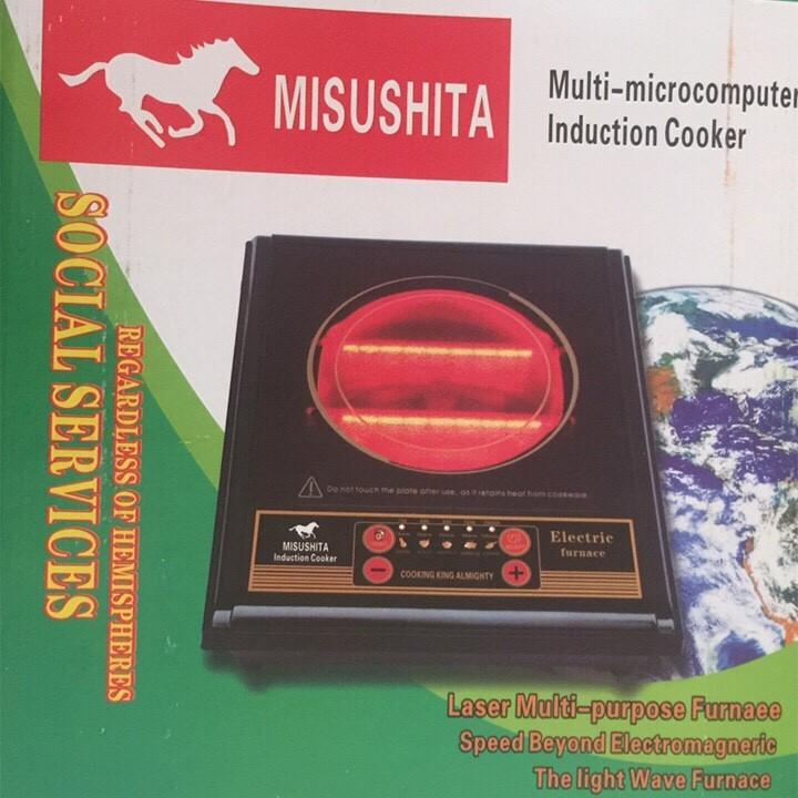 Bếp hồng ngoại Misushita 2