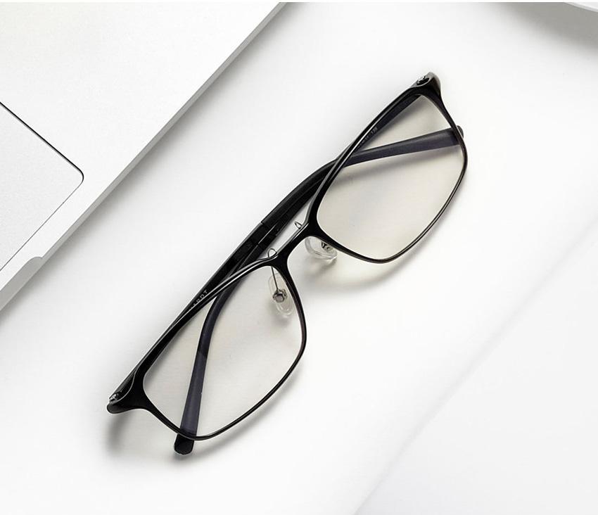 Kính chống ánh sáng xanh TS Computer Glasses (Black)