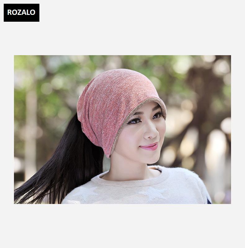 Mũ trùm đầu dạng khăn quàng cổ nam nữ Rozalo RZ81375-M3a.jpg