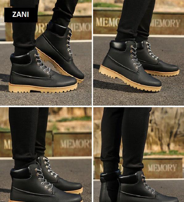 Giày boot nam cổ cao chống thấm Rozalo RM6604B-Đen1.jpg