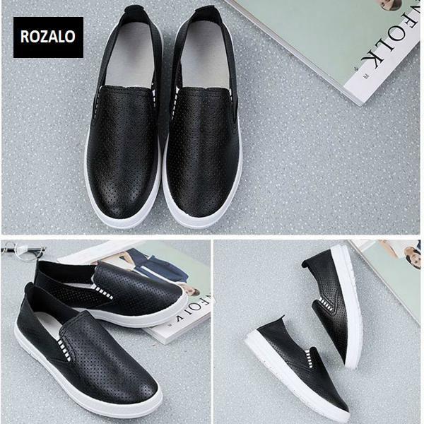 Giày lười nữ ROZALO RWG61512W - Trắng2.jpg