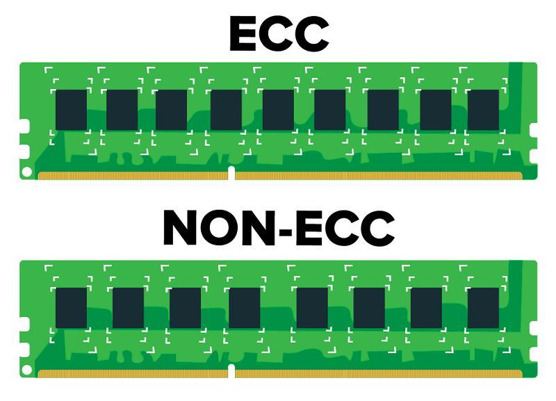 Phân biệt Ram ECC và Ram Thường