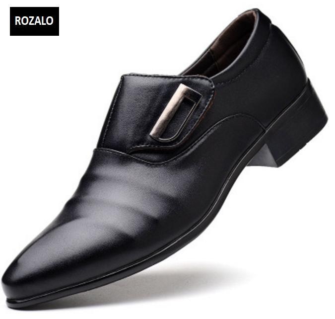 Giày tây nam công sở kiểu xỏ Rozalo RM62001B-Đen13.png