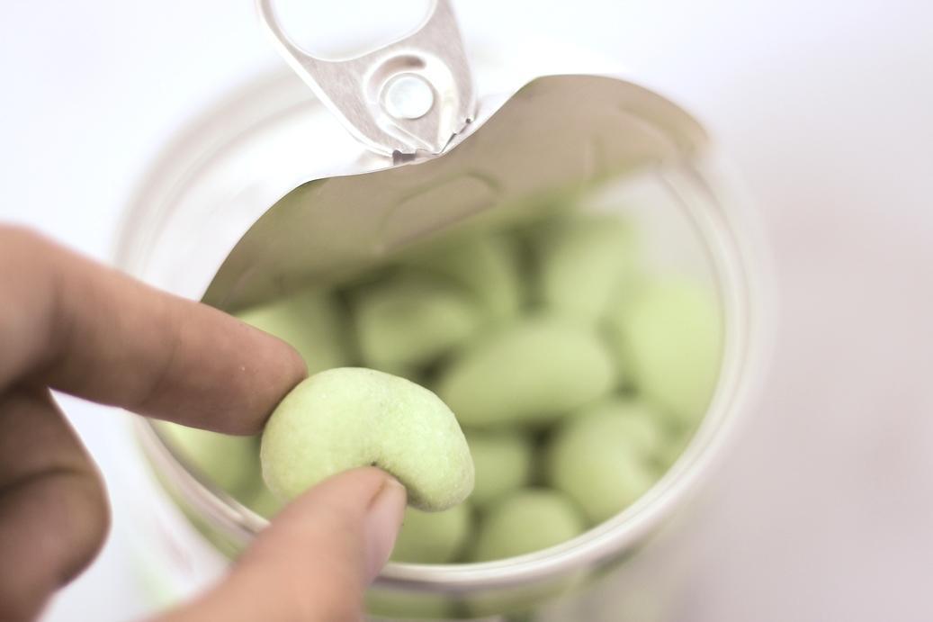 Hạt điều rang muối Green D Food