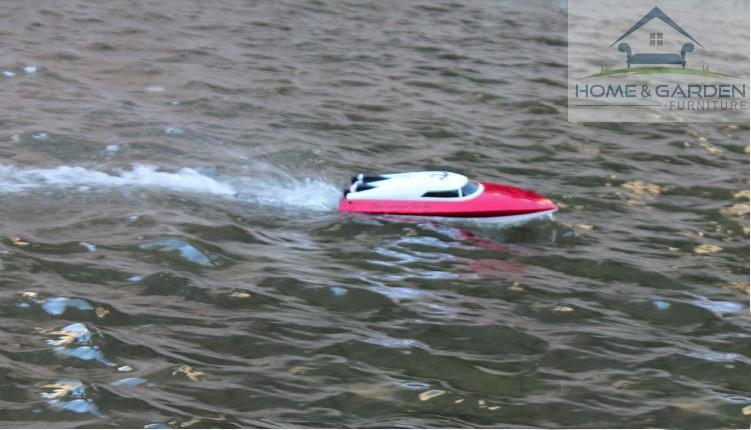 Mô hình ca nô điều khiển từ xa Racing Boat 2.4Ghz Model 802 ... MỚI !! - 5