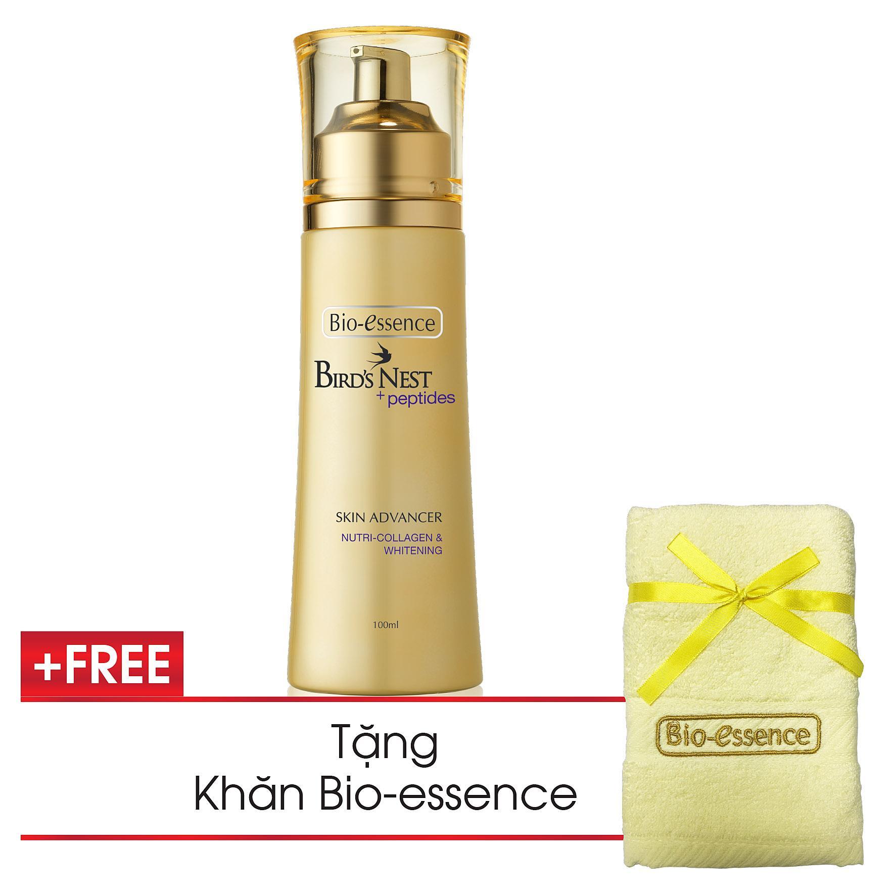 Nc Cn Bng Dng Trng Tinh Cht T Yn Peptides Bio Essence Bird Nest Skin Advancer 100ml Lazada 850x850px 2