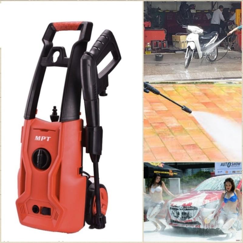 Bán máy bơm rửa xe gia đình -Máy phun xịt rửa MPT giá tốt -Bảo hành 6 tháng