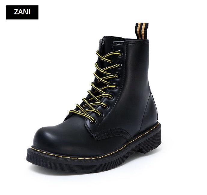 Giày boot nữ cổ cao chống nước Rozalo RW58866B-Đen.jpg