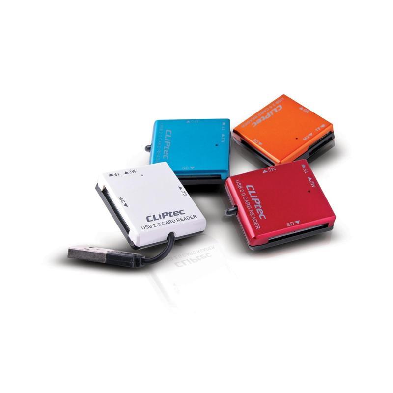 Bảng giá CLiPtec RZR507 card reader Phong Vũ