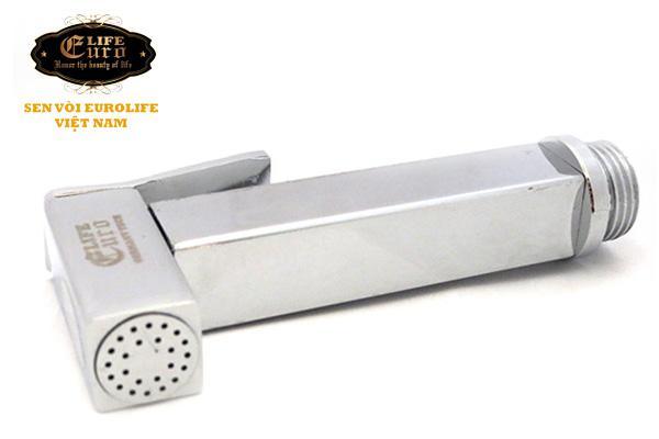 Bộ tay xịt vệ sinh bằng đồng Eurolife EL-X03-.jpg