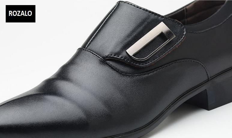 Giày tây nam công sở kiểu xỏ Rozalo RM62001B-Đen1.png