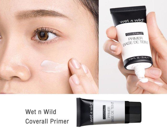 Kết quả hình ảnh cho Wet N Wild CoverAll Face Primer 25ml review